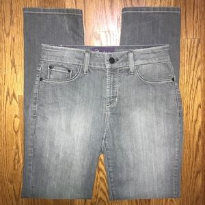 Not Your Daughter's Jeans Women's Size 4 Grey